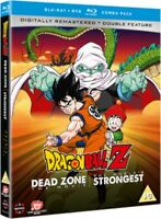 Neuf Dragon Ball Z Film Collection 1 - Dead Zone / The Worlds Plus Fort Blu-Ray