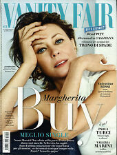 * VANITY FAIR * N°15 /22/APR/2015 * MARGHERITA BUY * PAOLA TURCI* VALERIA MARINI