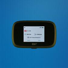 Good - Novatel MiFi 7000 - Black (Unlocked) 4G LTE Mobile Hotspot - Free Ship