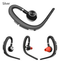 Wireless Bluetooth Earpiece Headphone Headset Over Ear For Samsung Motorola LG