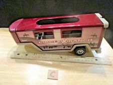 Nylint Circle N Ranch Horse Trailer Pressed Steel
