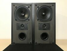 Mission 781 Lautsprecher 2 Way Reflex / Made In England - Super Sound