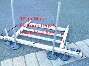 Carp Pole Angling Match Fishing - Seat Box Platform Accessories