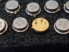 10 pieces NDR303 303.825 MHz One Port +/- 75 KHz TO-39 SAW Resonator