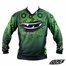 JT Retro Bubble Jersey green