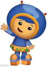 Team umizoomi geo birthday wall decal decor cut out 10.5 inch