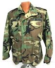 US Air Force Woodland Camo Field Jacket With Liner