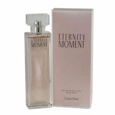 Calvin Klein Eternity Moment 3.4oz  Women's Eau de Parfum, Brand New In Box