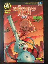 GINGERDEAD MAN Meets EVIL BONG #3 (2018 ACTION LAB / DANGER ZONE Comics) VF/NM