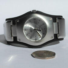 Stainless steel Wrist Watch.  ABYSS WATCH. 1