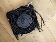 Aftermarket Oil Cooler and Fan Drift Race V8 Large