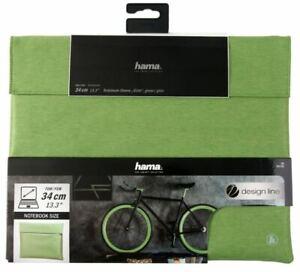 """Hama Notebook-Tasche Sleeve Slide Case Schutz-Hülle Laptop 13"""" bis 13,3"""" Zoll"""