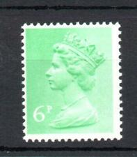 6p MACHIN UNMOUNTED MINT ON UNCOATED PAPER Cat £20