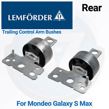 For Mondeo Galaxy S Max Rear Suspension Trailing Control Arm Bushes Lemforder