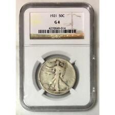 1921 Walking Liberty Half Dollar NGC G4 *Rev Tye's* #9014126