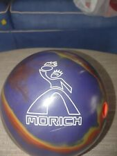New listing Morich Awesome Finish Bowling Ball