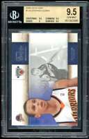 Stephen Curry Rookie Card 2009-10 Studio #129 BGS 9.5 (9.5 9.5 9 9.5)