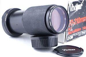 VIVITAR 70-210mm f/4.5 MC Lens for Olympus