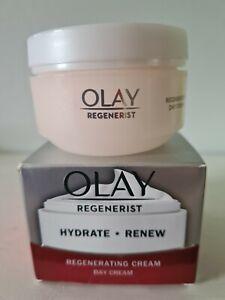 Olay RegeneristHydrating Day Cream Anti-Ageing Moisturiser 50ml