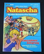 Natascha / Die tollen Abenteuer einer Stewardeß / Nr. 7 / Comic /