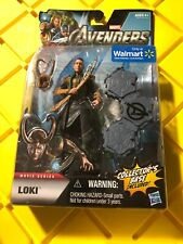LOKI Marvel Avengers Movie Series Hasbro Walmart Exclusive 2011 NEW SEALED Thor