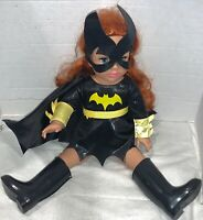 "18"" Madame Alexander DC Comics Series Collectible Batgirl Doll 2007"