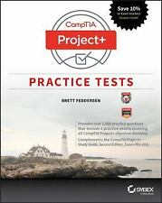 Comptia Project+ Practice Tests: Exam Pk0-004 (Paperback or Softback)
