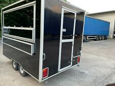 More details for twin axle catering trailer in immaculate condition