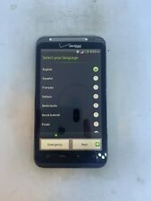 HTC ThunderBolt - 4GB - Black - (Verizon Wireless) - Smartphone - WORKS GREAT