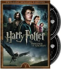 Harry Potter and the Prisoner of Azkaban [New DVD] 2 Pack