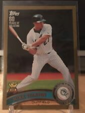 2011 Topps Gold Parallel All Star RC Mike Giancarlo Stanton 43/2011 Miami Marlin