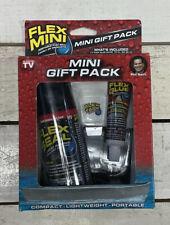 Flex Mini Gift Pack 3 Piece Set Flex Seal Spray Flex Tape Black Flex Glue White
