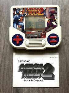Mega Man 2 II Tiger Electronics Handheld Game with Instructions