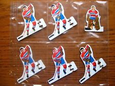 MONTREAL CANADIENS TIN TABLE HOCKEY GAME PLAYERS MUNRO TOP NOTCH CONDITION!