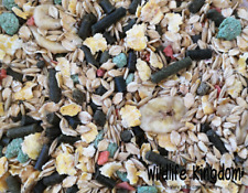 More details for complete guinea pig food mix feed pellet small animal rodent oats flake pellets
