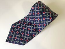 Paolo Gucci Tie Pure Silk Necktie Made in Italy Hand Finished Classic Style