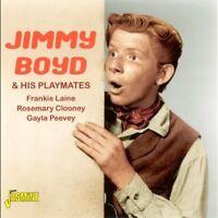 Jimmy Boyd - His Playmates [New CD]