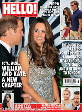 HELLO! MAGAZINE No 1295: 23 September 2013 (Royal Special/Pippa's 30th)