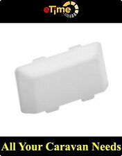 Camec UV Stable Bargman porch light cover replacement lens white caravan