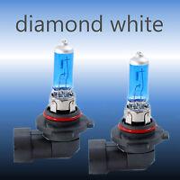 2X BRAND NEW H10 ICE WHITE BLUE XENON FOG LIGHT SPOT LAMP BULBS