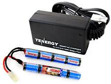 Tenergy 9.6V 1600mAh Butterfly NiMH Airsoft Battery + 8.4V-9.6V Smart Charger