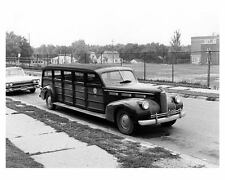 1940 LaSalle Woodie Station Wagon Limo Photo ub3680-KDGBMW