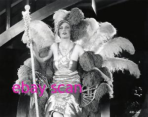 "LILYAN TASHMAN 8x10 Lab Photo 1925 ""PRETTY LADIES"" Sexy Rare Feathers Portrait"