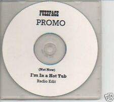 (O978) Fuzzface, I'm In A Hot Tub - DJ CD