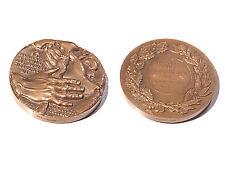 Objet de collection médaille bronze cinquantenaire Lycée Lafayette pittsburgh