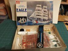 Imai 1:350 Eagle Coast Guard USA ship Bark Schiff Segelschiff B-931 VER FOTO