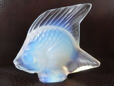 Lalique Angel Fish - White Opalescent