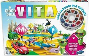Il Gioco Della Vita gioco da tavolo di società gioco avventura in scatola Hasbro