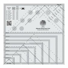 Creative Grids Ultimate Flying Geese Quilting Ruler Template Tool