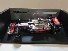 1:18 Hamilton McLaren MP4/23 Umbau Regenreifen